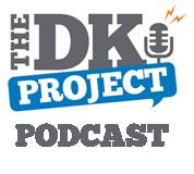 Darren Kahmeyer Voice Overs DK Project Podcast Logo